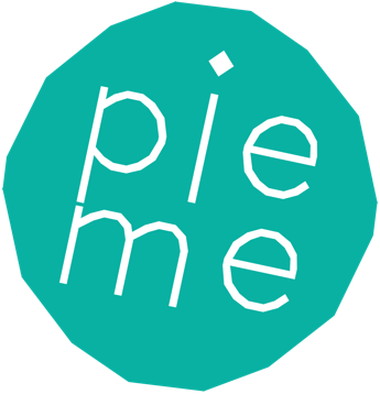 Pie Me Logo in green